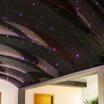 Kokius šviestuvus pasirinkti įtempiamoms luboms