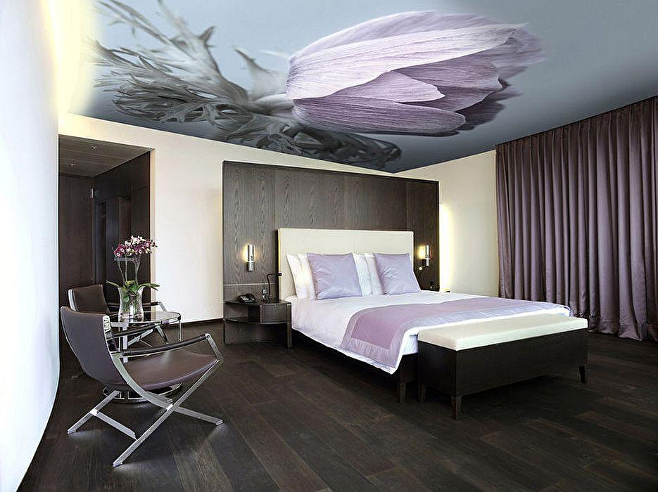Įtempiamos lubos yra saugios ir ekologiškos