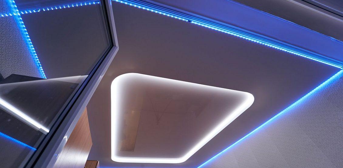 Kokios yra saugios įtempiamos lubos?