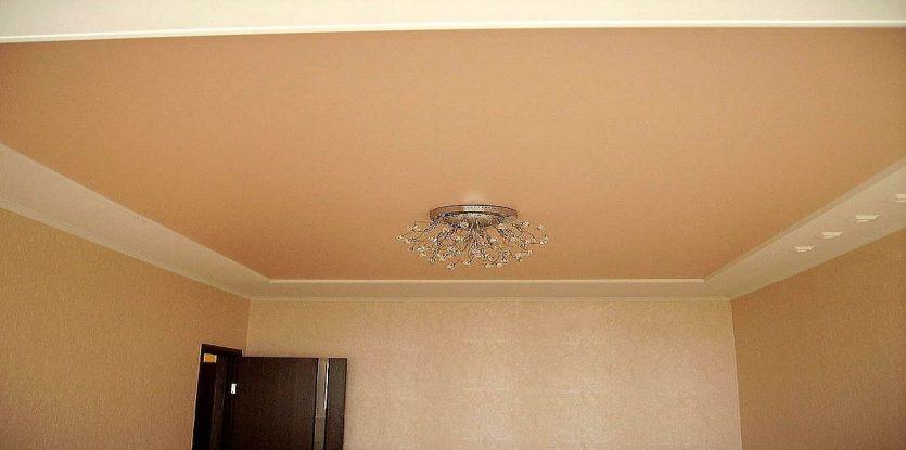 Kokios yra matinės įtempiamos lubos?