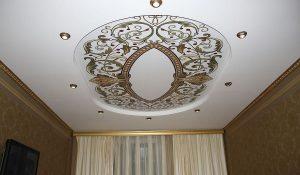 Įtempiamu lubų raštai ir ornamentai 3